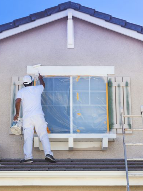 painter exterior painting home Apopka FL